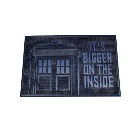 Doctor Who, Tardis, rohožka