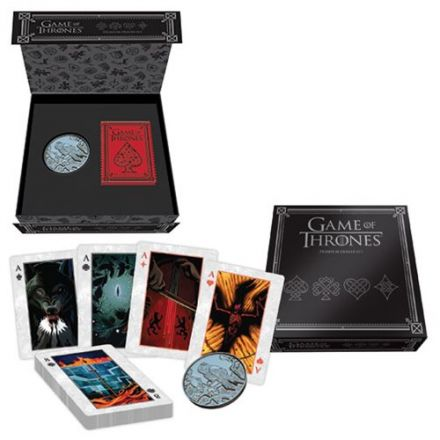 Game of Thrones, hrací karty premium