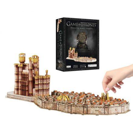 Game of Thrones, Královo přístaviště, 3D puzzle (260 ks)