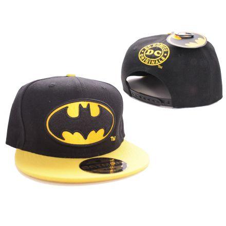 Batman, logo, kšiltovka