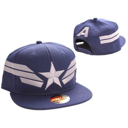 Kapitán Amerika, Star Wings, kšiltovka