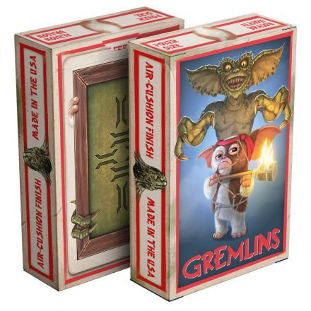 Gremlins, pokerové karty