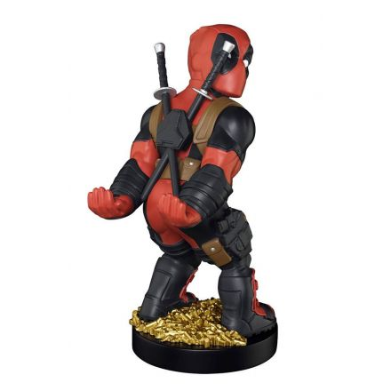 Marvel, New Deadpool, cable guy stojánek 20 cm