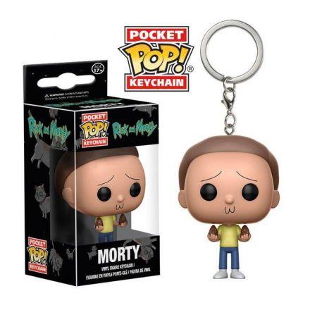 Rick a Morty POP! Morty, přívěšek