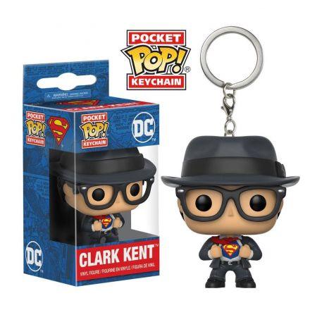 DC Comics POP! přívěšek Clark Kent 4 cm