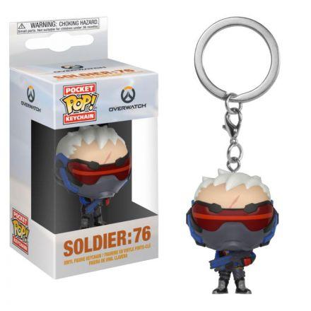 Overwatch POP! Soldier: 76 4 cm
