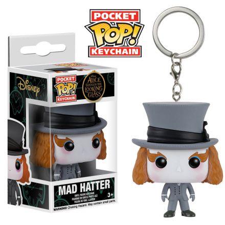 Alice Through the Looking Glass POP! Mad Hatter přívěšek 4 cm