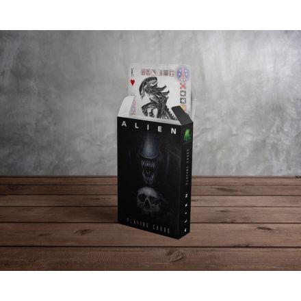 Alien, pokerové karty