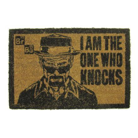 Breaking Bad, I am the one who knocks, rohožka