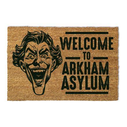 Batman Arkham Asylum rohožka Joker 40x60 cm