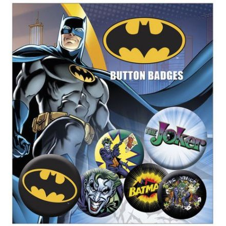 DC Comics, Batman a Joker, odznáčky