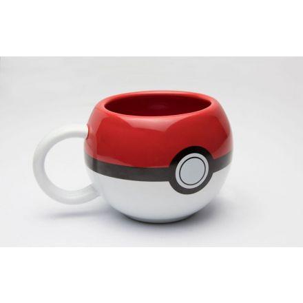 Pokemon, Pokeball, 3D hrnek
