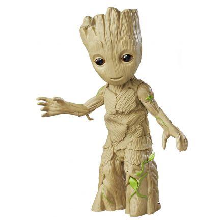Guardians of the Galaxy Vol. 2 Tančící Groot, interaktivní postava 29 cm
