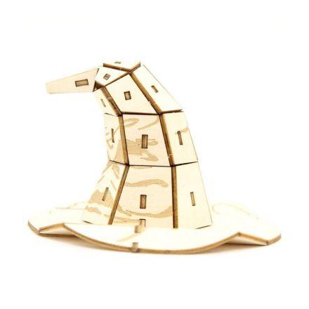 IncrediBuilds dřevěný 3D model, Harry Potter, Moudrý klobouk
