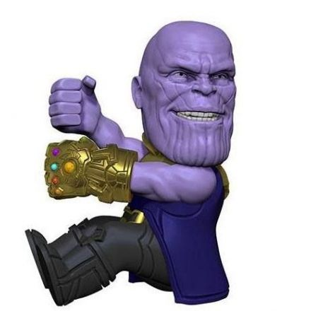 Marvel, Avengers Infinity War, Thanos, postavička na kabel 5 cm
