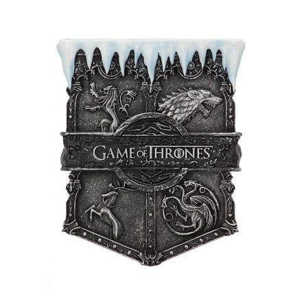 Game of Thrones, Erby v ledu, magnet