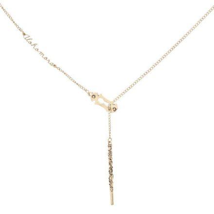 Harry Potter, Alohomora, náhrdelník