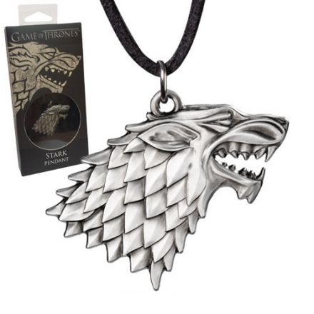 Game of Thrones, přívěšek Stark