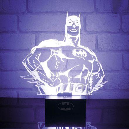 DC Comics, Batman, USB akrylátová lampička
