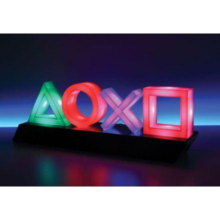 Playstation, Ikony, USB světlo