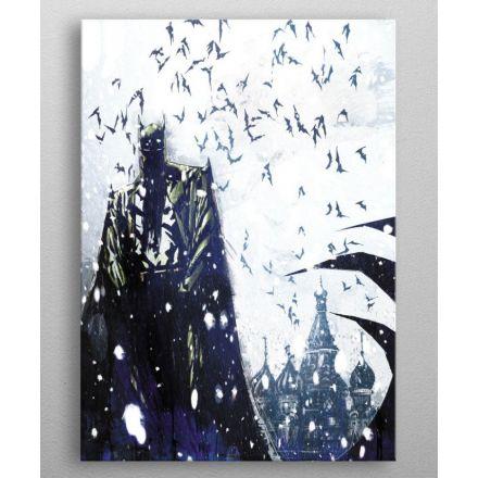DC Comics, Batman, plechový plakát