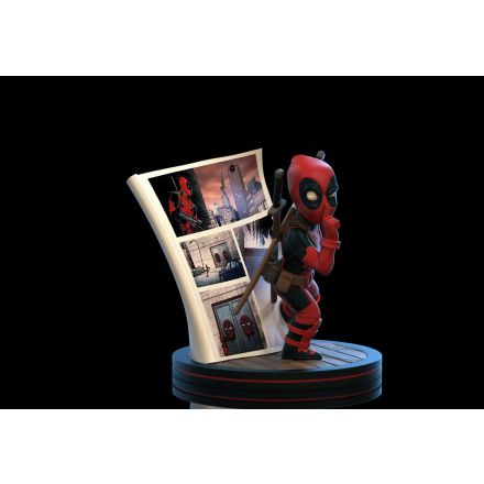 Marvel, Deadpool Diorama, figurka 10 cm