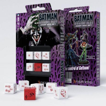 DC Comics, Joker, set kostek