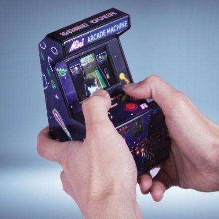 Mini Arcade Machine, 240v1