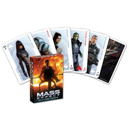 Mass Effect, pokerové karty