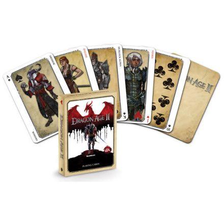 Dragon Age, pokerové karty