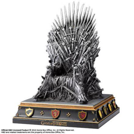 Game of Thrones, Železný trůn, zarážka na knihy 19 cm