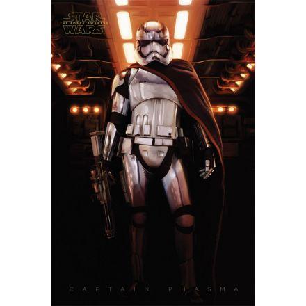 Captain Phasma, poster, Star Wars Episode VII