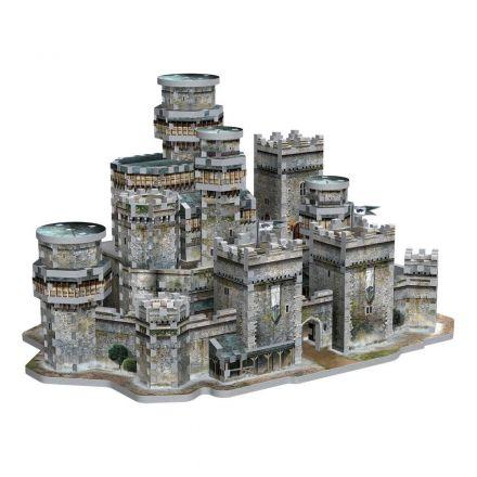 Game of Thrones, Zimohrad, 3D puzzle (910 ks)