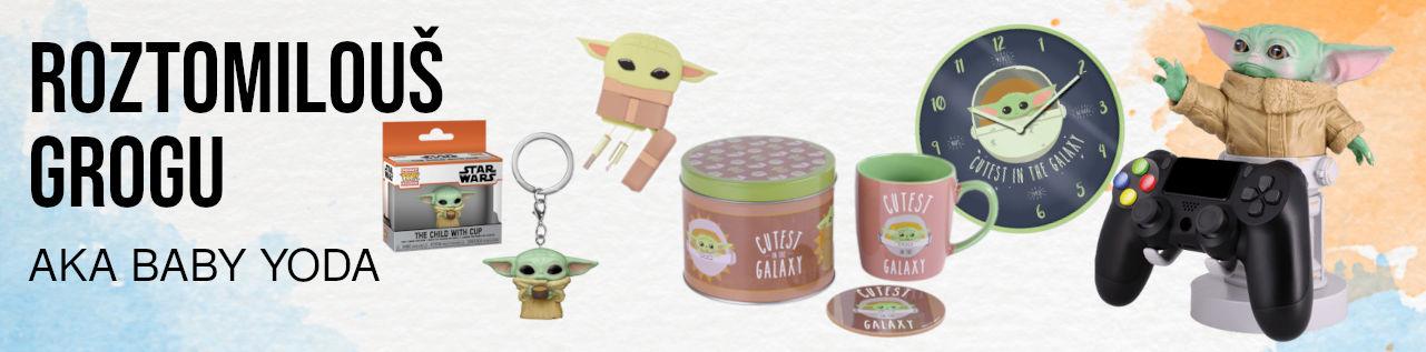 Roztomilouš aka Baby Yoda